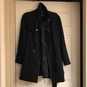 Large International Concepts Peacoat Jacket